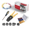 CrimperPro - 470 pc kit with Crimping Tool + Various accessories.