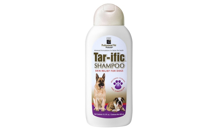 Buy It Now : Ppp Tar-Ific Skin Relief Shampoo 12oz