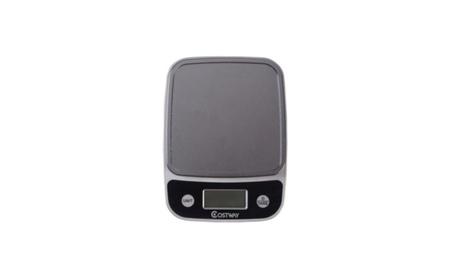 Housewares Kitchen Weight Scale 5Kg x 1g Food Costway 11lb x 0.04oz 0942e998-2586-44f5-baaf-b4b167f5218a