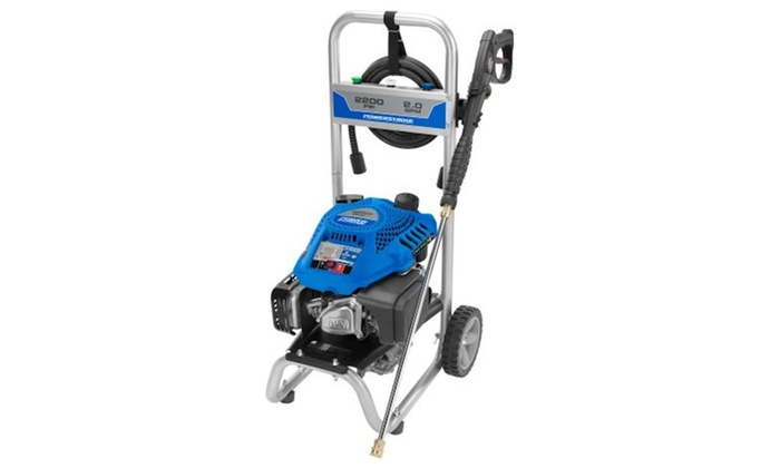 Powerstroke 2200 PSI Gas Pressure Washer