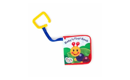 Baby Einstein Explore and Discover Soft Book Toy 43770faf-e052-4186-92a4-46d3bdfb4f62