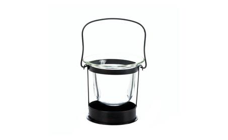 Accent Plus Home Decor Candle Holder Clarity Candle Lantern 6086959f-3de0-4409-95ba-aa4e25df5ae3