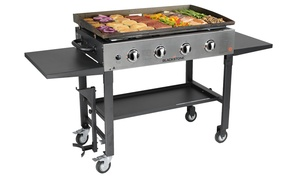 "Blackstone 36"" Stainless Steel Front Griddle Cooking Station"