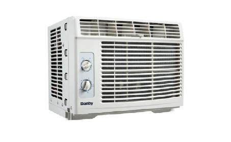 Danby 5000 BTU Window Air Conditioner w/ 2 Fan Speeds - NEW photo