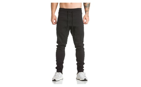 Men's Casual Skinny Jogging Harem Pants 4413b2f6-7c62-42aa-b6dc-71c0072eac8a