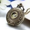 Vintage Zodiac Pocket Watch