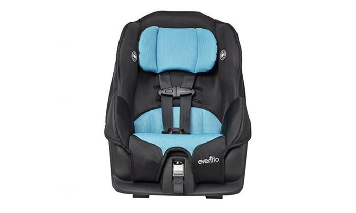 Neptune Evenflo Tribute LX Convertible Car Seat