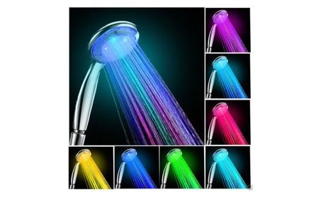 7 Colors Changing LED Shower Glow Light b02ea793-9245-43c7-ae3b-dbc16b82d1d9