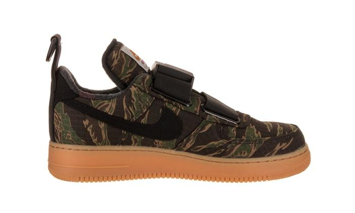 c3d20795d6c6b Nike Men's Air Force 1 UT Low Prm WIP Basketball Shoe | Groupon