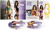 21 Day Fix Essential Fitness Workout Base Dvd Program with Resistance Band