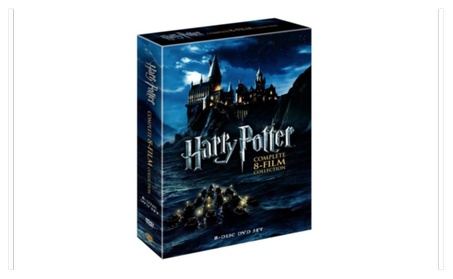 Harry Potter: Complete 8-Film Collection (DVD, 2011, 8-Disc Set) a8b65ba8-3b50-4c26-83e0-582b24387c15