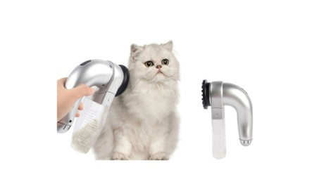 Wireless Hair Vac Dog Cat Hair Grooming Bath Fur Suction Device 902317c4-09ab-4020-aea6-1b35671f6cab