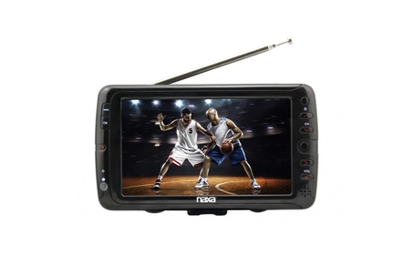 Naxa NT-70 7 in. Portable TV Digital Multimedia Player dcca1aee-1119-457a-ac3b-3f14f499a5f3