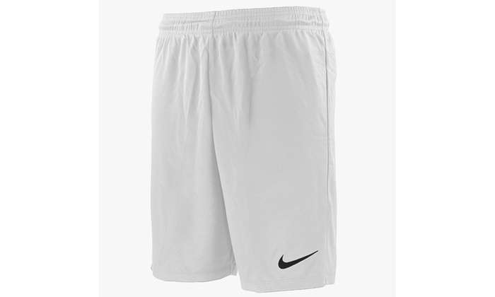 08a502307 Nike Men's Park II Knit Shorts | Groupon