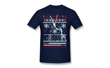 Sodmi Men's Tee Star Wars Duel Tshirts Navy 4e1ed886-774e-458d-bcdc-ec4a962a1a3f