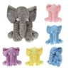 40 CM 5 Color Long Nose Elephant Plush Doll Bed Mattress Baby Toy Gift