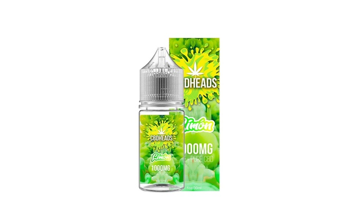 Up To 10% Off on CBD Heads Vape Juice E-Liquid    | Groupon Goods