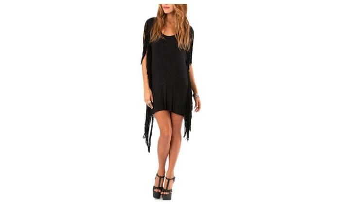 Women's Loose Blouson HiddenZipper Casual Casual Dresses