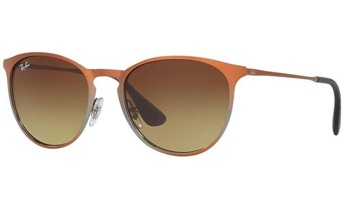 b31f65b6cd Ray-Ban ERIKA METAL Brown Gradient Unisex Sunglasses RB3539-193 13 ...