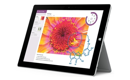 Microsoft Surface 3 Tablet 10.8-Inch, 64/128 GB Intel Atom Windows RB