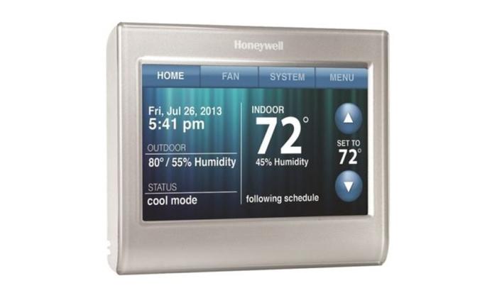 Honeywell RTH9580WF Wi-Fi Smart Thermostat w/ Touchscreen