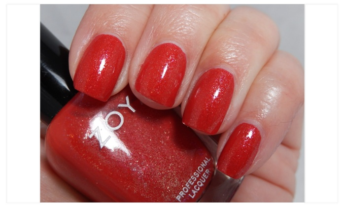 ZOYA Natural Nail Polish Nicole ZP395 | Groupon