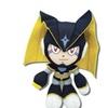"""Capcom Mega Man 10"""" Bass Plush Toy"""