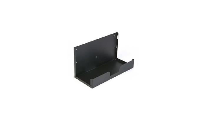 Cable Wall Mount Desktop Cpu Shelf