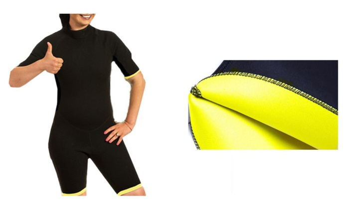 Comfortably Full Body Workout Neoprene Sweat Gear