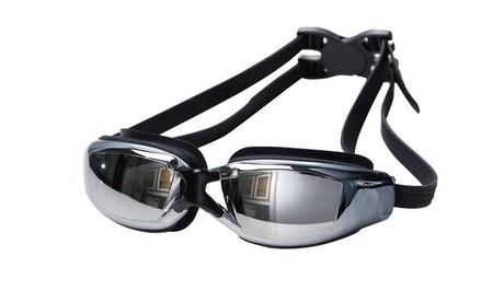 Swim Goggles, Swimming Goggles No Leaking Anti Fog UV Protection