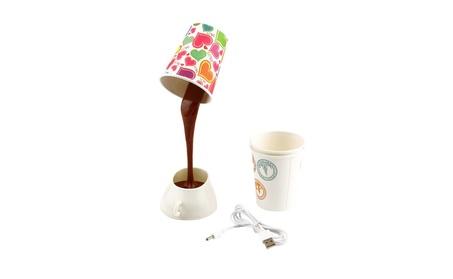 DIY Coffee Cup USB Battery LED Down Night Lamp f1de3876-914e-456b-91b3-ef2b6b6565b4