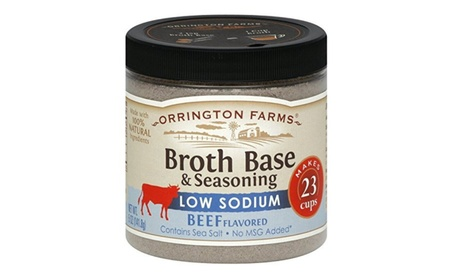 Orrington Farms Base Grnlr Ls Beef Nat-5 Oz -Pack Of 6 9f5d1b61-47aa-474d-b15e-a39fb2a858b0