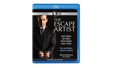 Masterpiece Mystery!: The Escape Artist Blu-ray (U.K. Edition) 2dcaeeda-a9dd-4db8-b882-04ef682f87e4