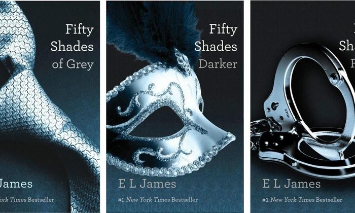 Fifty Shades Trilogy Bundle