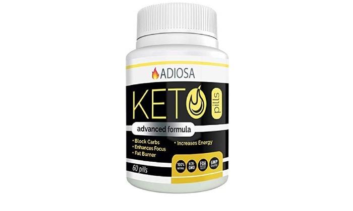 Adiosa Keto Carb Blocker Weight Loss Pills Supplements To Burn Fat