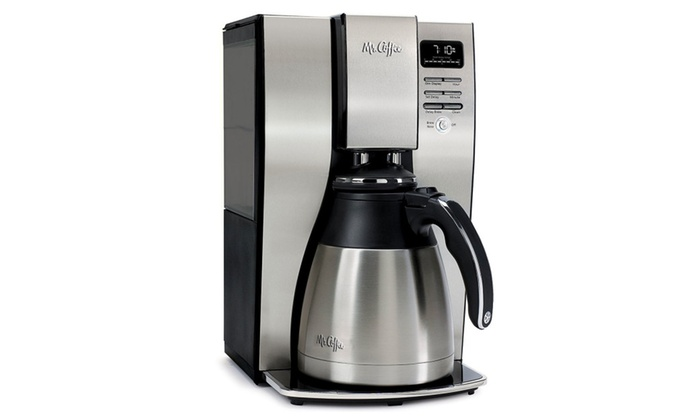 Mr coffee thermal coffee maker