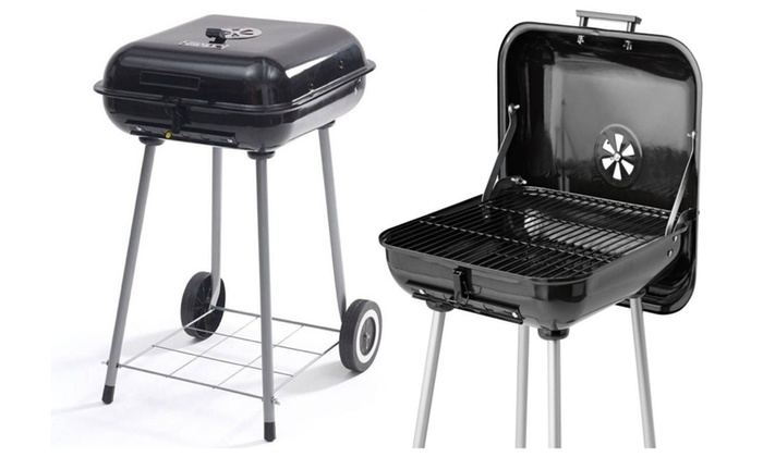 Backyard Charcoal Grill charcoal grill portable bbq outdoor cooking camping garden backyard