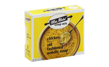 Mrs Weiss Soup Chkn Ndl Old Fash-5 Oz -Pack Of 12 06d8eb28-9874-4c69-8f10-6ff40c345b9a