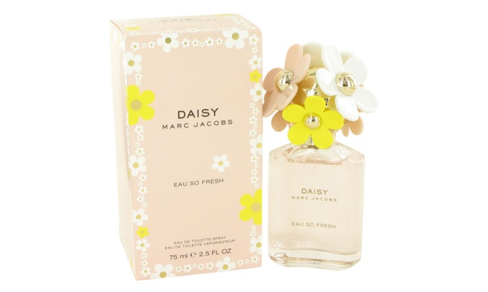 123beaute: Daisy Eau So Fresh by Marc Jacobs Eau De Toilette Spray 2.5 oz