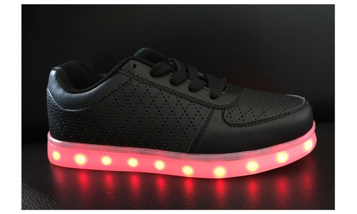 7 Color LED Shoes THE DIAMOND GLEAMER (G06)