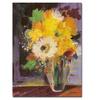 Glass Vase by Sheila Golden 14x19 !