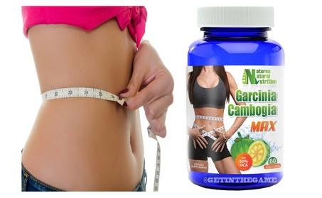 Garcinia Cambogia Extract 1000mg Potassium Calcium Weight Loss Control
