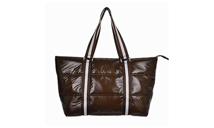Ladies Fashion Down Space Packages/One-shoulder Bag/Handbag Bag