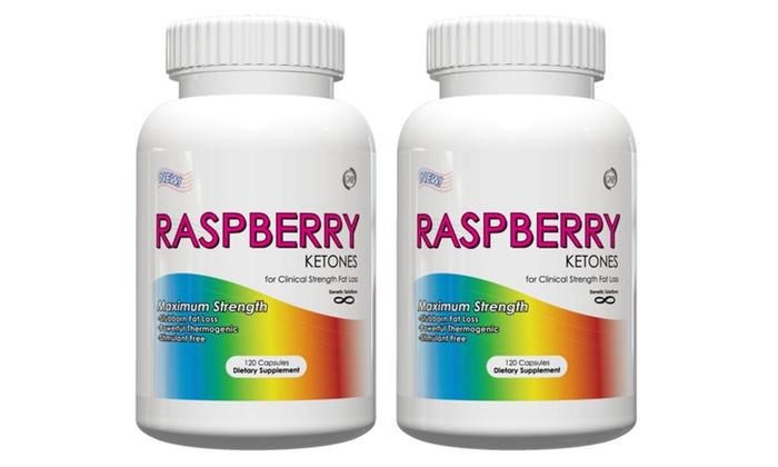 Buy It Now : Weight Loss Kit 2 Bottle of Raspberry Ketones w/ Free Waist Trimmer
