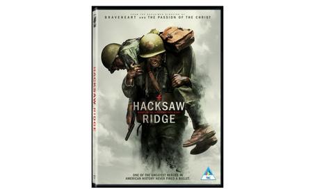 Hacksaw Ridge (Movie, DVD, 2017)