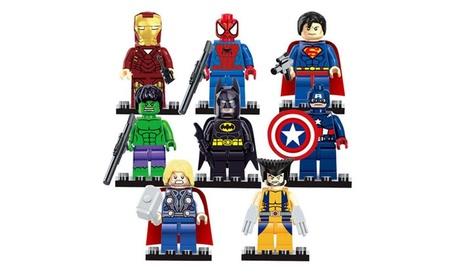 The Super Heroes Series Assembling Action Figures 6c786f43-e7ce-46c5-8336-ec36b5733005
