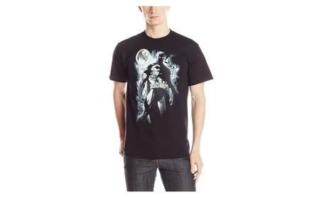 Dc Comics Men's Batman Dark Knight Comic T-Shirt 33d9f989-e3f3-4b49-ae6d-c3ad095df982
