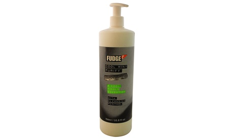 Fudge Cool Mint Purify Conditioner Unisex 33.8 oz Conditioner 0feb72d6-23b9-4296-9b4f-4b0a7c1d8e9e
