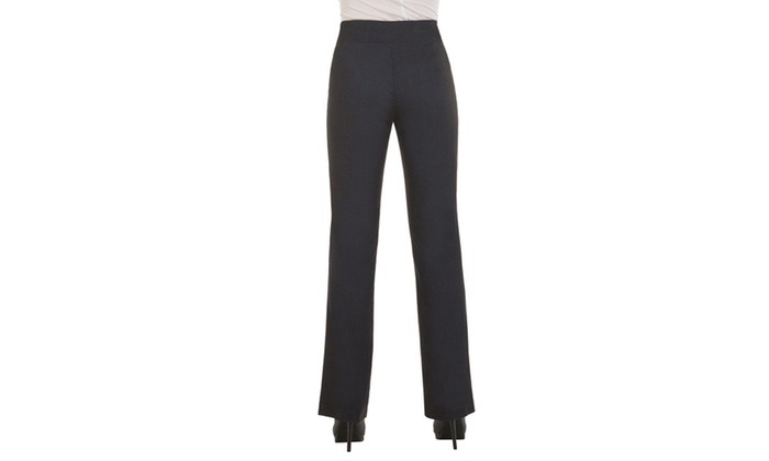 cf90a41cbe191 Red Hanger Bootcut Dress Pants for Women -Stretch Comfy Work Pull on Womens  Pant