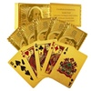 24K Gold 100 Dollar Bill Poker Playing Cards